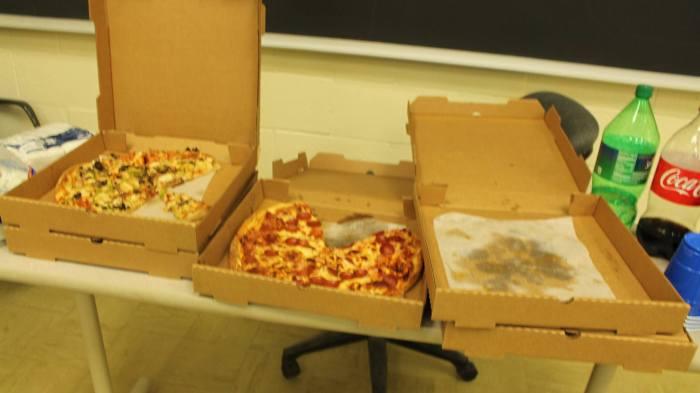 پیتزای بهلاش